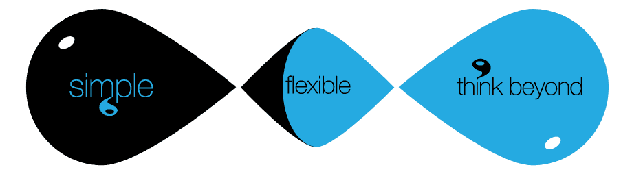 Simple - Flexible - Think Beyond