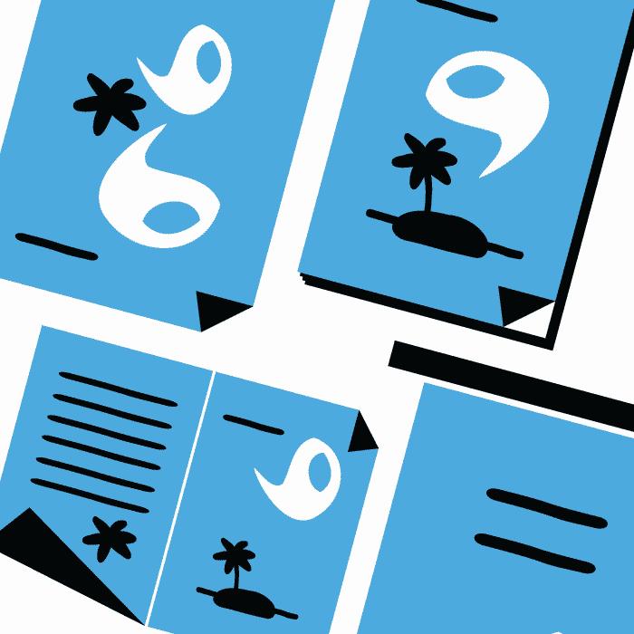 Print Design 印刷品設計